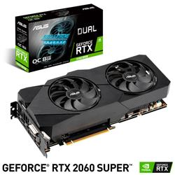 Placa de Video Asus RTX 2060 SUPER DUAL EVO OC