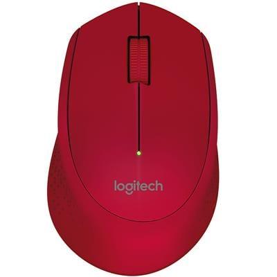 Mouse Logitech M280 ROJO Inalambrico