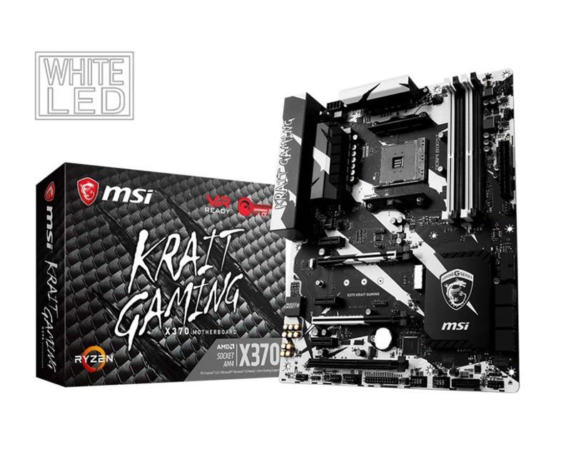 Mother MSI (AM4+) X370  Krait Gaming