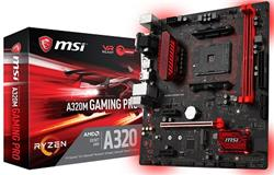 Mother Msi (AM4+) A320M Gaming PRO
