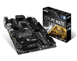 Mother MSI (1151) Z270 Pc Mate DDR4