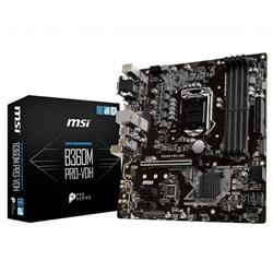 Mother MSI (1151) B360M Pro-VDH DDR4