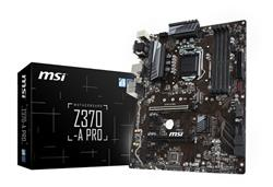 Mother MSI (1151) Z370 PC-Pro
