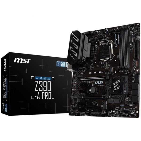 Mother MSI (1151) Z390-A PRO