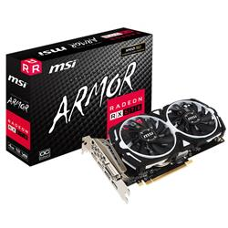 Placa de Video MSI Rx 570 4GB Armor OC GDDR5