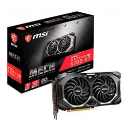 Placa de Video MSI Radeon RX 5700 XT MECH OC 8GB G