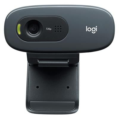 Webcam Logitech C270 BLACK HD