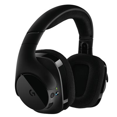 Auricular Logitech G533 Wireless