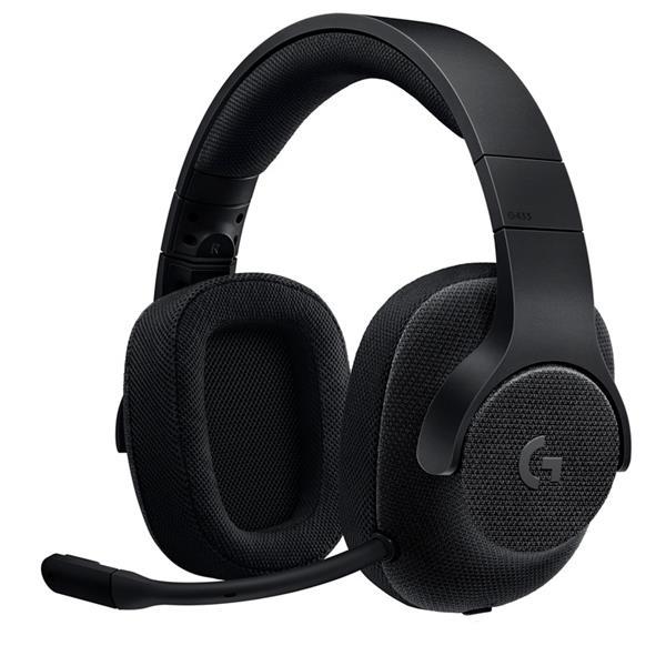 Auricular Logitech G433 Gaming Black