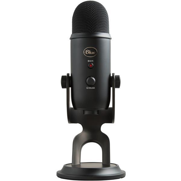 Microfono Yeti Blackout Edition