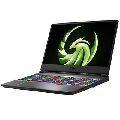 Notebook MSI Alpha 15 A3DDK R7 3750H/8GB/RX 5500M/