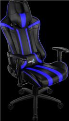 Butaca Gamer Aerocool AC120 Black/Blue