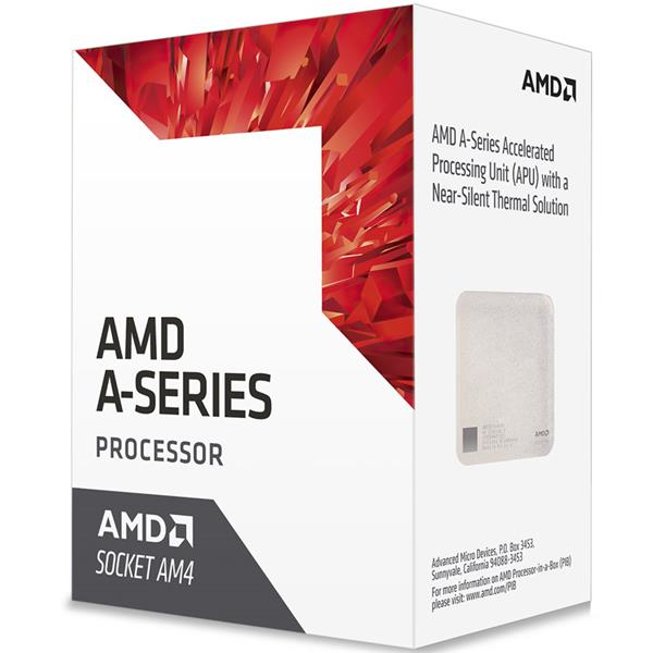 Micro AMD APU A6 9500 3.8 Ghz AM4