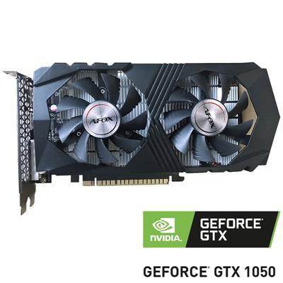 Placa de Video AFOX GTX 1050 2GB GDDR5