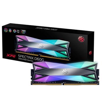 Memoria Ram Adata Xpg SPECTRIX D60 RGB 8GB 3000 Mhz DDR4