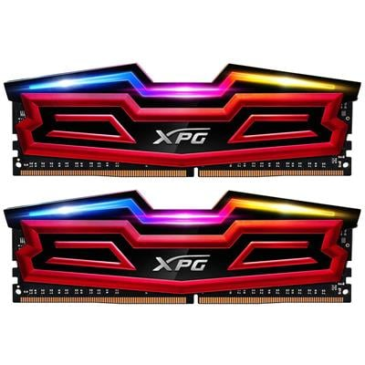 Memoria Ram Adata Xpg Spectrix D40 RGB 16GB (2X8GB) 3200 Mhz DDR4