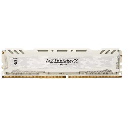 Memoria Ram Crucial Ballistix Sport White 4GB 2666 Mhz DDR4