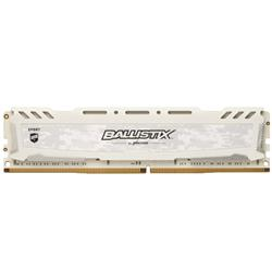 Memoria Ram 8Gb 2400 Ddr4 Crucial Ballistix Sport White