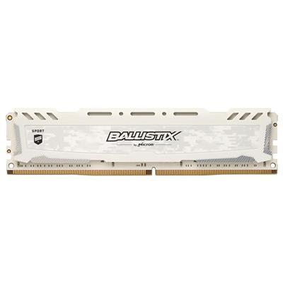 Memoria Ram Crucial Ballistix Sport White 8GB 3200