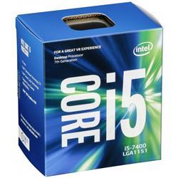 Micro Intel I5-7400 3.0Ghz 6Mb S.1151