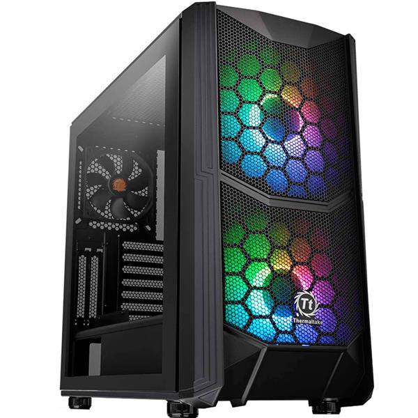 GABINETE THERMALTAKE COMMANDER C35 TEMPERED GLASS