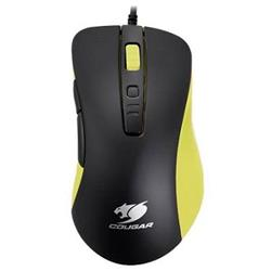 Mouse Cougar 300M Yellow