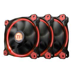 Thermaltake Fan x 3 2.01 120 Riing Red