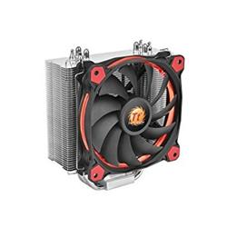 Thermaltake Cooler 120 Riing Silent Led Red Am4 Suport