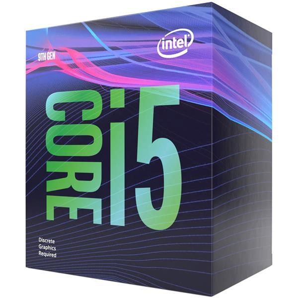 Micro Intel I5-9400F 4.1Ghz 9Mb S.1151 OEM Sin Cooler