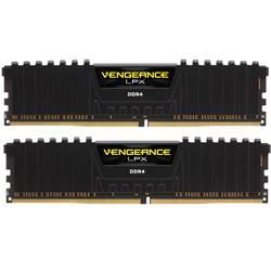 Memoria Ram 16Gb 3200 Mhz Ddr4 Corsair 2x8Gb Vengeance LPX Black