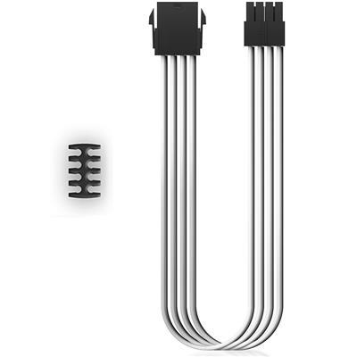 Cable Mallado Extensor Deep Cool EC300-CPU8P-WH