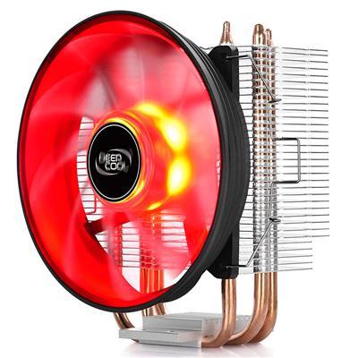 Cpu Cooler Deep Cool Gammaxx 300R Red LED