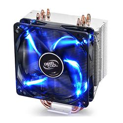 Cpu Cooler Deep Cool Gammaxx 400 Blue Led