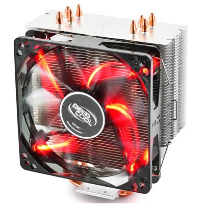 CPU Cooler Deep Cool Gammaxx 400 Red Led