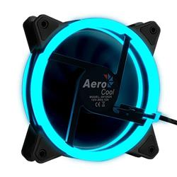 Fan Aerocool Rev Blue 120mm (Dual Ring)