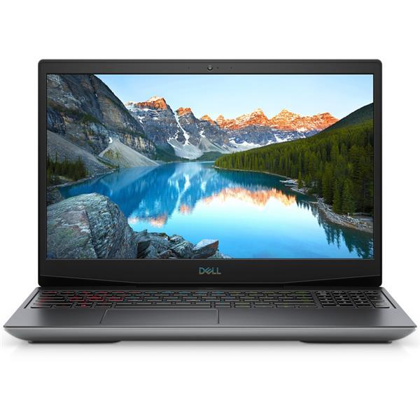 "Notebook Gamer Dell Inspiron 5505 G5 15.6"" 120Hz AMD Ryzen 5 4600H 8GB Ram 512GB SSD RX 5600M W10H"