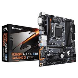 Mother Gigabyte (1151) B360M Aorus GAMING 3 DDR4