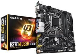 Mother Gigabyte (1151) H370M-DS3H DDR4