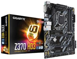 Mother Gigabyte (1151) GA-Z370-HD3