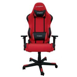 Butaca GAMER DX-RACER RACING SERIES RED BLACK