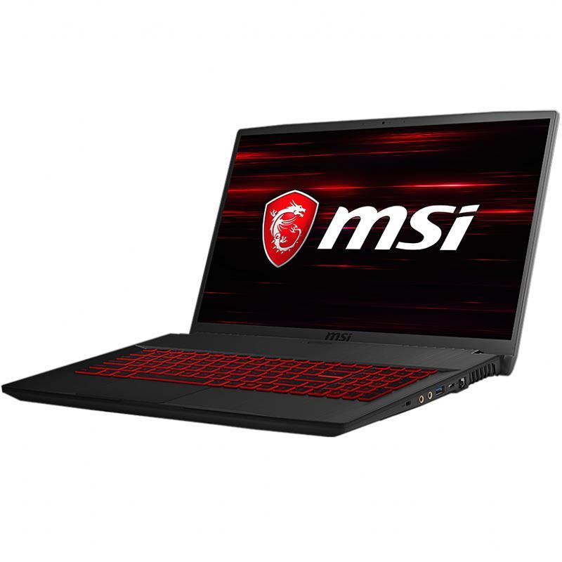 Notebook GAMER MSI GF75 BLACK/WHITE
