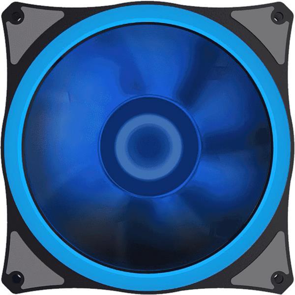Fan GAMEMAX 120mm LED Azul