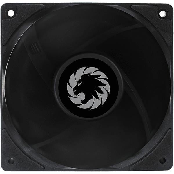Fan GAMEMAX 120mm Black