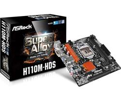Mother Asrock (1151) H110M-HDS