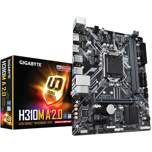 Motherboard Gigabyte H310M A 2.0 1151