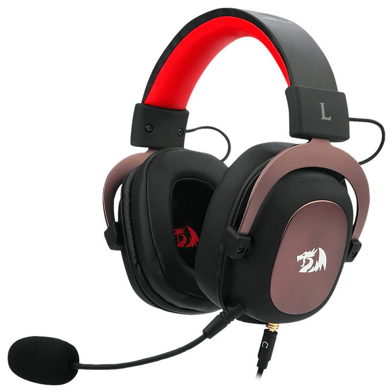 Auricular c/mic Redragon ZEUS H510
