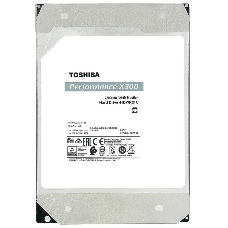 DISCO RIGIDO HDD 6TB TOSHIBA PERFORMANCE X300