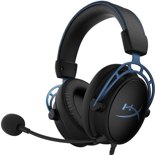 Auricular Kingston Hyper X Cloud Alpha S 7.1 Blue