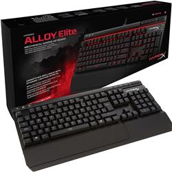 Teclado Kingston HyperX Alloy Elite Fps Mecanico Red Cherry Esp