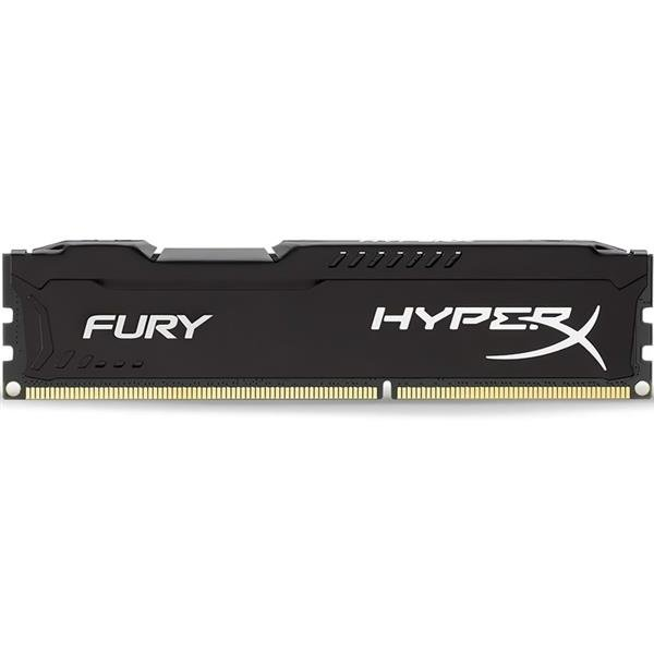 Memoria Ram Kingston HyperX Fury Black 4GB 1600 Mh